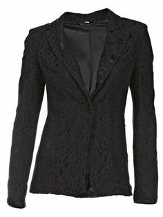 CLASS INTERNATIONAL FX - Spitzenblazer schwarz - Blazer & Anzüge im Mode-Shop auf heine.de