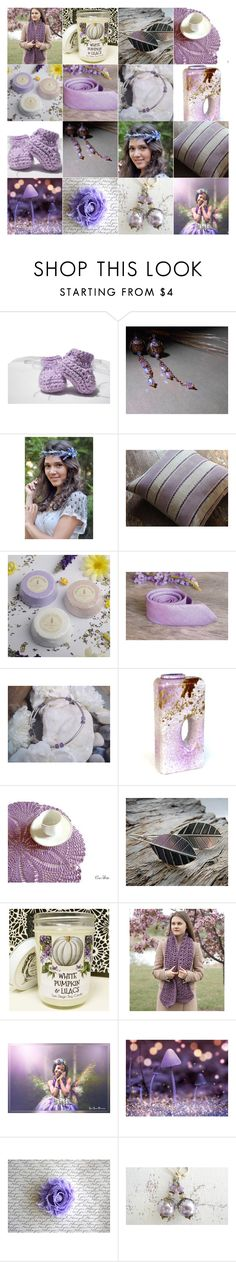 """""""Lavender"""" by andreadawn1 ❤ liked on Polyvore featuring Capelli New York"""