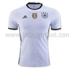 Deutschland Heim trikot 2016 €18,90!!Günstige Fußball Trikots