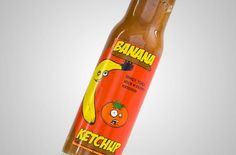 Banana Ketchup is an Odd Condiment Combination