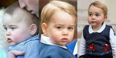 16 Times Prince George's Cheeks Were Out-Of-This-World Adorable  - Redbook.com