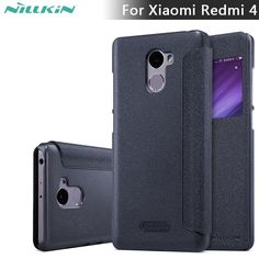 Flip Leather Case for Xiaomi Redmi 4 NILLKIN Sparkle flip cover PU Leather phone case for Xiaomi Redmi 4 5.0 inch Phone Cases -- AliExpress Affiliate's buyable pin. Locate the offer on www.aliexpress.com simply by clicking the image #PhoneFlipCases