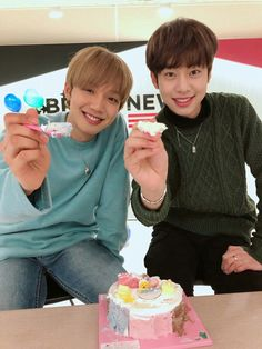 Lim Youngmin - Kim Donghyun - Happy new year !