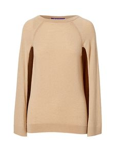 Collection Apparel - Cashmere Sweater Cape