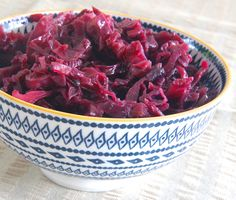 Best of Oktoberfest | Grandma Jeanette's Amazing German Red Cabbage