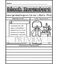 Inventions | African american inventors, Black history month and ...