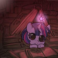 MLP FIM: Baby Twilight Sparkles by hinoraito.deviantart.com
