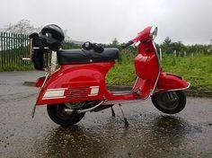 Vespa 200, Vespa Super, Best Scooter, Vespa Scooters, Super Sport, Custom Bikes, Rally, Restoration, Vintage Vespa