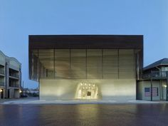 Louisiana State Museum and Sports Hall of Fame / Trahan Architects - USA