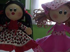 Joaninha e sua amiguinha