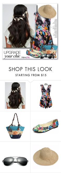 """""""NewChic"""" by sneky ❤ liked on Polyvore featuring Her Curious Nature"""