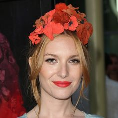 Josephine-de-La-Baume-flower-crown-hair-accessory