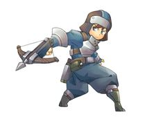 Soldier by EelGod on deviantART
