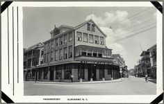 N.V. Handelmij. A. van der Voet te Paramaribo 1949