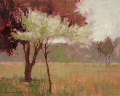 David Grossman - Blossoming Trees