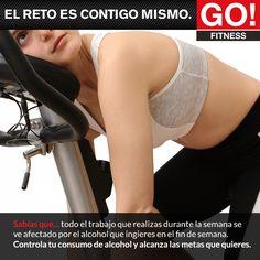 Sabías que... #gofitness #clasesgo #ejercicio #gym #fit #fuerza #flexibilidad #reto #datosgo