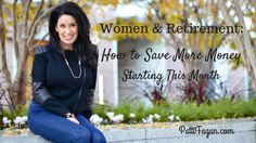 Are you one of those women who spends everything you make? You earn enough to pay your bills, and even have some left over. But instead of saving it, you spend it. Here's something you may not want to hear: having enough money to retire when you want to is about making a plan to […]