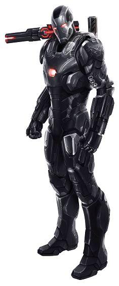 Marvel Comics - War Machine