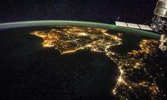España como probablemente nunca la has visto antes, cortesía de la NASA | Cambio16