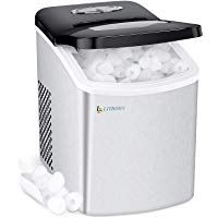 Portable Ice Maker Machine For Countertop Litboos Electric 26 Lbs