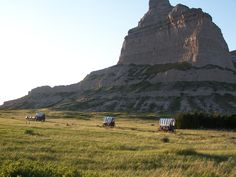 Nebraska, Scott's Bluff National Monument