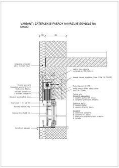 Vonkajsie zaluzie v zatepleni? - - Okná, dveré a ... Bratislava, Floor Plans, Diagram, Floor Plan Drawing, House Floor Plans