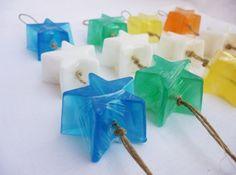 STAR SOAPS  Handmade star soap  Star soap by StarSoapsbyIvana #starsoap #starfavor #babyshower #soapfavor