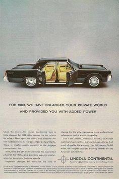 Ford Lincoln 1963, Original-Reklameblatt in zürich kaufen bei ricardo.ch