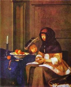 It's About Time: Preparing the Harvest - 1600s Food & Cooking in Europe
