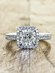 Beautiful princess cut! <3 Someday. Tiffany's and Co.