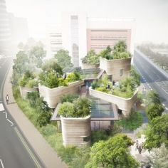 """Thomas Heatherwick gets the green light for Maggie's Centre modelled on pot plants 