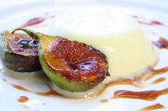 Pannacotta Figs Blog