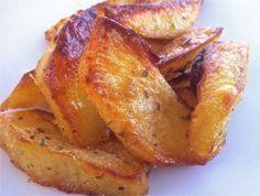 Crispiest Greek Lemon Potatoes (Patates Lemonates)