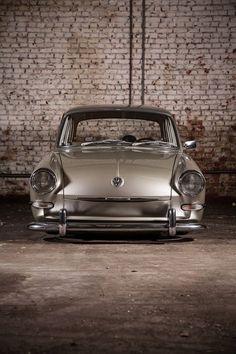 Nice VW type III.