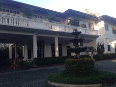 Modern vintage boutique hotel. The Henry Hotel Manila.
