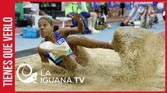 Impresionante salto: ¡Venezolana Yulimar Rojas rompe récord del mundo de... Madrid, Youtube, World, Venezuela Flag, Caracas, Champs, Athlete, Sports, Awesome