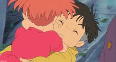 Ponyo (Ponyo on the Cliff by the Sea)