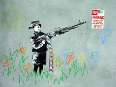 STREET ART UTOPIA » We declare the world as our canvasStreet Art by Banksy - A massive Collection (100+ photos) » STREET ART UTOPIA