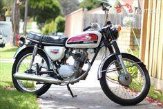 '69 Honda cb 100
