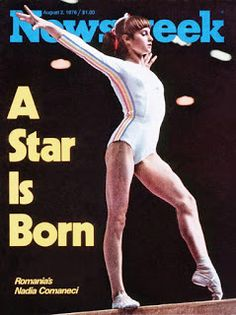 NADIA COMANECI: THE QUEEN OF MONTREAL 76