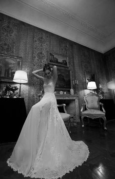 Haute Couture Wedding Dress Just For You Divas - Fashion Diva Design Sexy Wedding Dresses, Wedding Gowns, Lace Wedding, Backless Wedding, Mermaid Wedding, Church Wedding, Wedding Ceremony, Mode Style, Beautiful Gowns