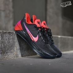 a73f67e85287 That Nike Kobe A.D. (black university red) is a dream machine...   kickz.com