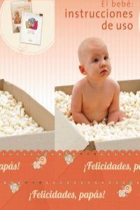 El regalo idóneo para unos padres primerizos. La llegada de un bebé plantea infinidad de dudas a los padres durante el primer año de vida. Este pack ayudará a los padres primerizos a localizar información de manera rápida y, además, permitirá atesorar recuerdos de esos meses irrepetibles. http://www.imosver.com/es/libro/pack-diario-de-mi-bebe-instrucciones-de-uso_2940100032