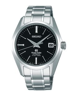 Grand Seiko, Mechanical Hi-beat Watch, with 37 jewels and sapphire crystal, SBGH005  www.SeikoUSA.com