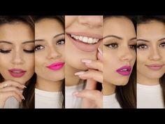 Anastasia Beverly Hills Liquid Lipsticks NEW 2016 SHADES | Lip Lookbook - YouTube