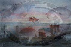 """Saatchi Online Artist vincent messelier; New Media, """"what goes around comes around"""" #art"""
