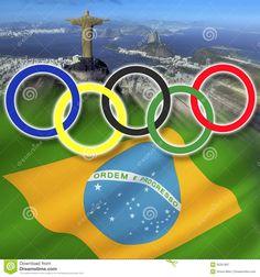 Brazil Olympics 2016 | Rio de Janeiro - Brazil - Olympic Games 2016 Editorial Photography