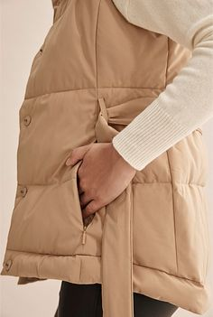 Puffer Gilet Promotional Events, Shoe Size Conversion, Leather Leggings, Online Purchase, Body Measurements, Honey, Clothes For Women, Fashion, Outerwear Women