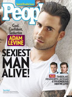 The Sexiest Man Alive 2013 is... - Girlscene
