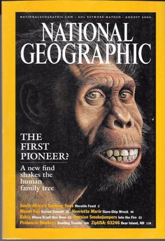 National Geographic Magazine - August 2002 - Vol. 202, No. 2